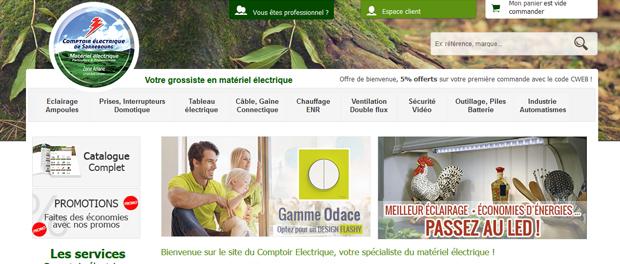 Comptoirelec.fr